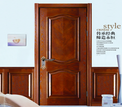 什么是实木烤漆门?