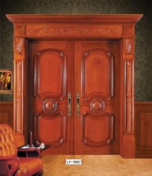 为什么说实木烤漆门的色差是正常现象?