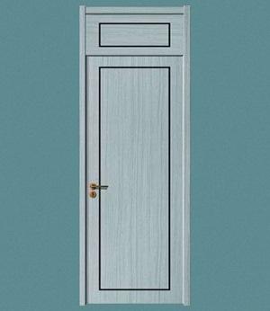 郑州实木烤漆门的安装步骤