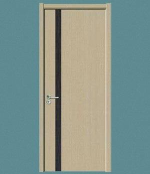 天津实木复合门