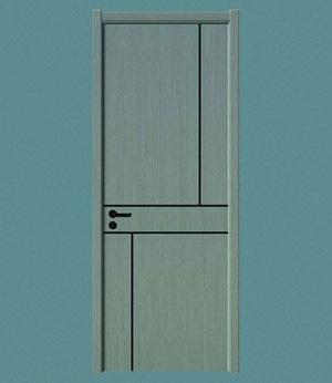 天津实木复合烤漆门